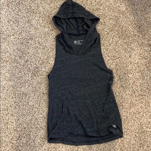 Albion Fit Grey Tank top size small